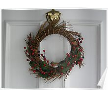 Christmas Welcome Poster