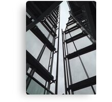 The View From the Shard Canvas Print