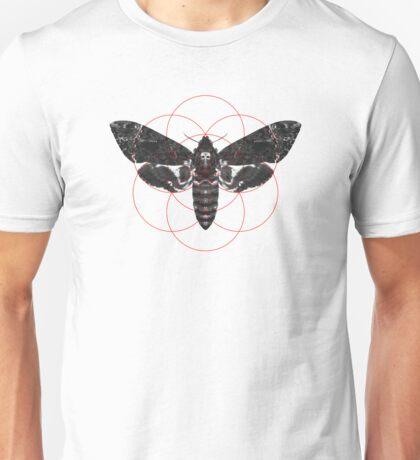 Sacred Death's-head Hawkmoth Unisex T-Shirt