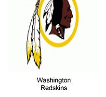 Washington Redskins by mitchrose