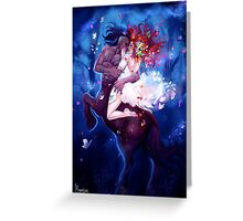 Midnight Hour Greeting Card