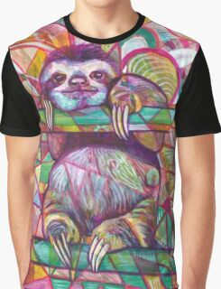Sloth Love Graphic T-Shirt