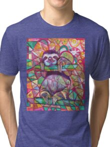 Sloth Love Tri-blend T-Shirt