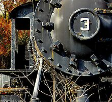 Retired Locomotive by AuntDot