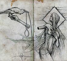 In Love with Dying by Shawn Coss