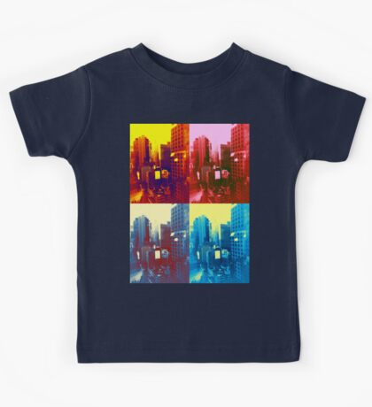 Warhol's Skyline Kids Tee