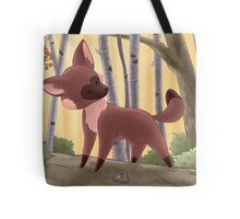 Fox's Forest Tote Bag