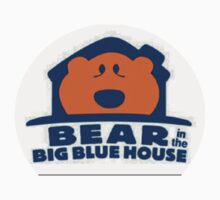 Bear in the Big Blue house by Jacknowledgment