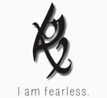 I am FEARLESS by AlaJonea