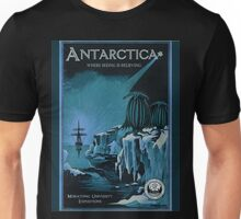 Antarctic Expedition Unisex T-Shirt