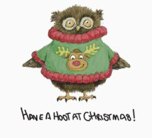 Have a Hoot at Christmas T-Shirt