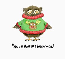 Have a Hoot at Christmas Unisex T-Shirt