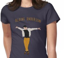 Blaine: Wanna Be Starting Something #2 Womens Fitted T-Shirt