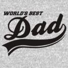 WORLD'S BEST DAD by mcdba