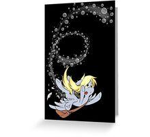 Sonic Rainboom Greeting Card