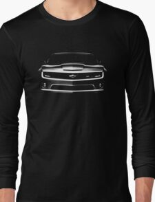 chevrolet camaro ss Long Sleeve T-Shirt