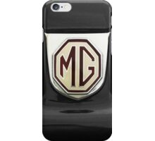 MG iPhone Case/Skin