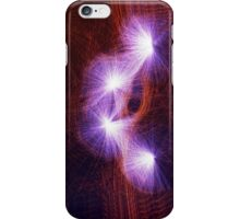 Plasma Fireworks iPhone Case/Skin