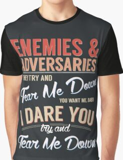 Tear Me Down Graphic Graphic T-Shirt