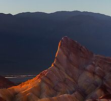 Manly Beacon at Sunset. by Alex Preiss