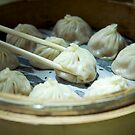 Soup Dumplings by Skye Hohmann
