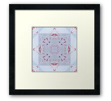 Mirror mirror on the wall. Framed Print
