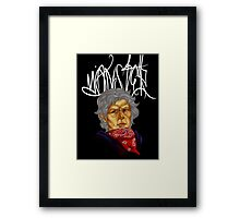 monster ver1 Framed Print