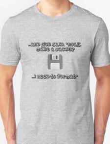 Noah, make a backup T-Shirt