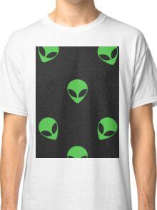 ALIEN SPACE SHIT Classic T-Shirt