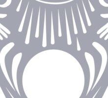 Planchette (grey) Sticker
