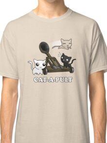 Cat-a-pult Classic T-Shirt