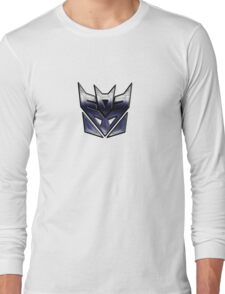 Decepticons!!! Long Sleeve T-Shirt