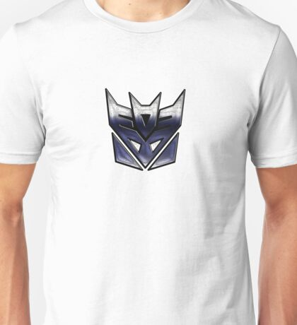 Decepticons!!! Unisex T-Shirt