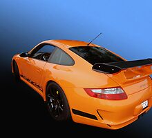 GT3RS in orange by WildBillPho
