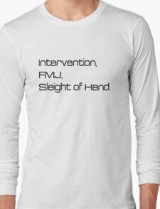Modern Warfare 2's Intervention Long Sleeve T-Shirt