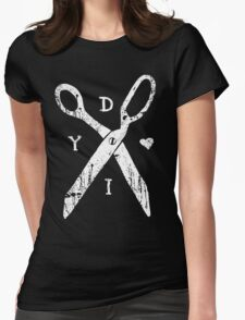 Do It Yourself Womens Fitted T-Shirt