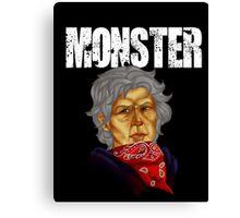 monster ver2 Canvas Print