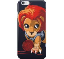 THUNDERKITTEN iPhone Case/Skin