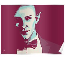 Modern Solas in a Suit Poster