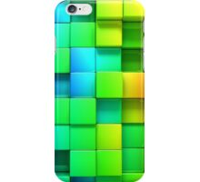 Phone Case Collection: Cubicous Rainbowias V2 iPhone Case/Skin