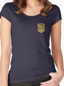 JUDGE JUDY Women's Fitted Scoop T-Shirt