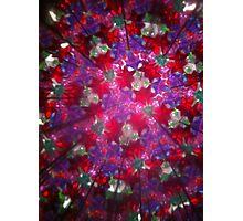 Kaleidoscope 18 Photographic Print