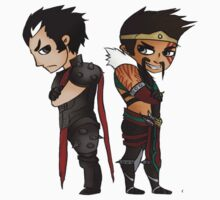 Draven and Darius!- League of Legends ! by Meloov1