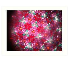 Kaleidoscope 120 Art Print