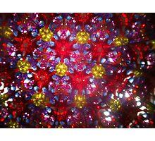 Kaleidoscope 20 Photographic Print