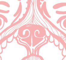pink_pug Sticker