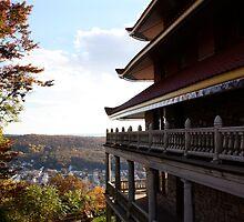 Pagoda Overlook by Jessica Petrohoy