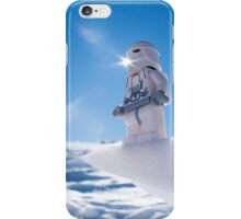 I think carbon-freeze would be warmer than this iPhone Case/Skin