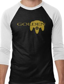 Golden Men's Baseball ¾ T-Shirt