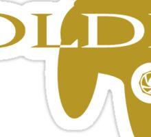 Golden Sticker